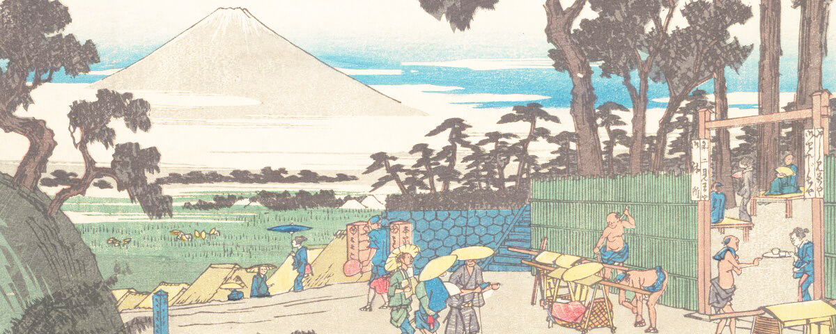 江戸時代の目黒
